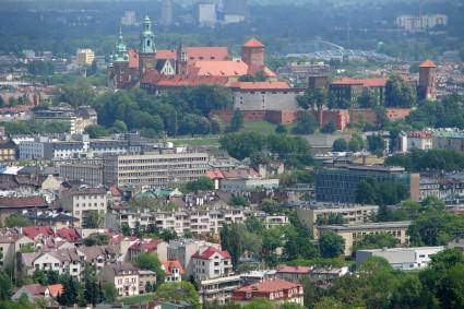 krakow by